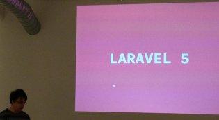 Laravel 5 bei der PHPUG